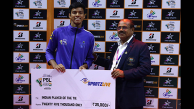 2nd Semi Final - Bengaluru Raptors vs Pune 7 Aces