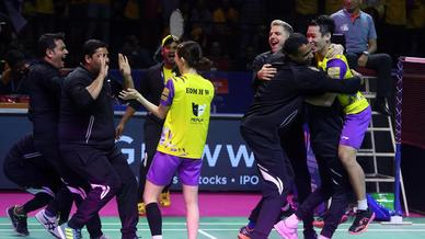 Sai Praneeth, Tai Tzu Ying take Bengaluru Raptors to second consecutive win at Star Sports Premier Badminton League
