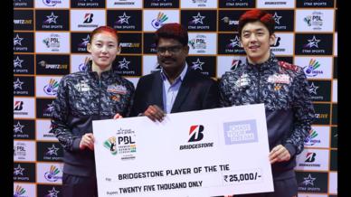 1st Semi Final - North Eastern Warriors vs Chennai Superstarz
